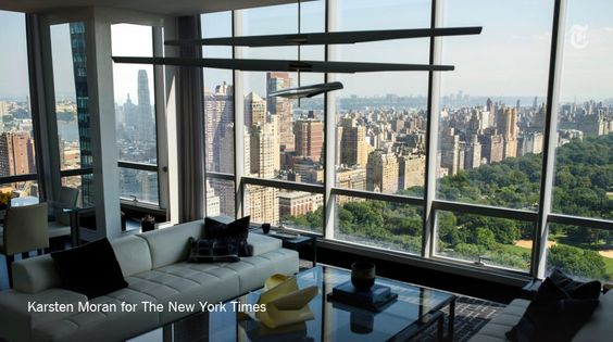 """The New York Times on Twitter: """"New York City's ultraluxury real estate frenzy has finally come to an end https://t.co/A2b8K6MVjC https://t.co/sRztyHvJLU"""""""
