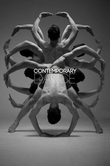 Contemporary dance ♥ www.thewonderfulworldofdance.com #ballet #dance
