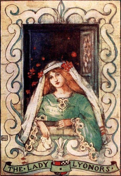 Lady Lyonors
