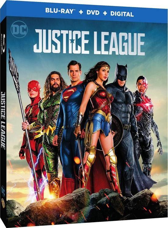 Justice League (2017) BR-Rip (Tamil+Telugu) Dubbed