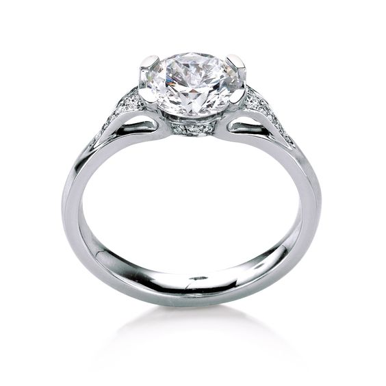 Low Profile Wedding Rings RingsCladdagh