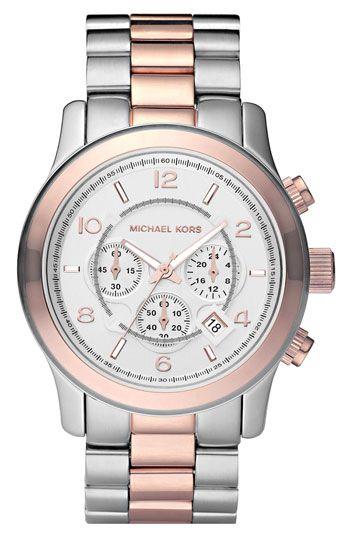Love MK!: Michaelkor, Michael Kors Watch, Mk Watch, Kors Watches, Rose Gold