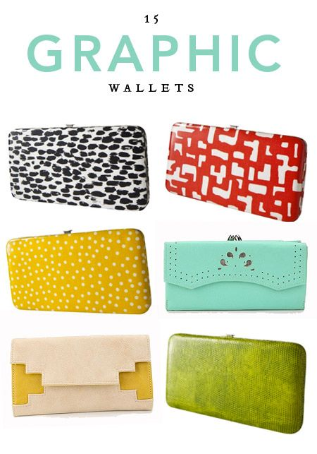 15 Graphic Wallets!