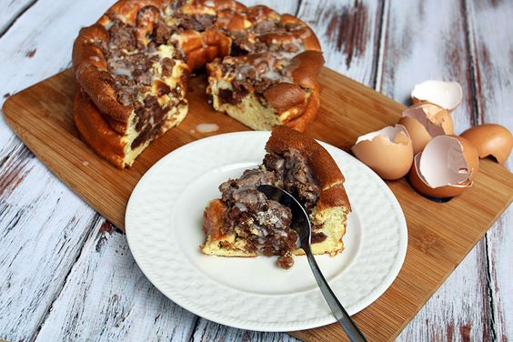 Keto Breakfast Cake Recipe: Keto, Coffee Cake And Coffee On Pinterest