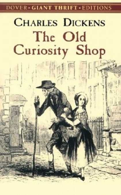 the old curiosity shop book   Charles Dickens Books - The Old Curiosity Shop (Dover Thrift Editions)