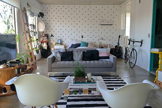 Minha Casa é Hype #1: Casal transforma seu apê em espaço criativo