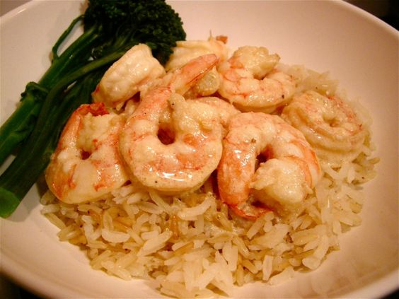 Brown Rice with Shrimp Recipes