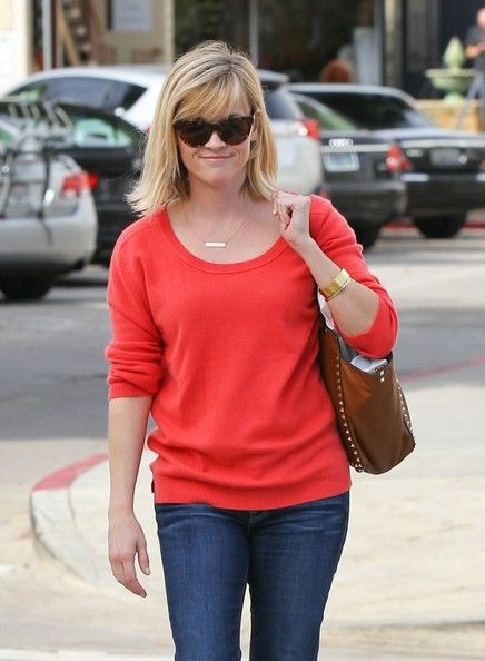 Reese Witherspoon - Reese Witherspoon Does Lunch