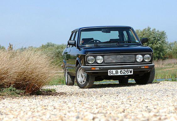 Fiat 132 Bellini #fiat