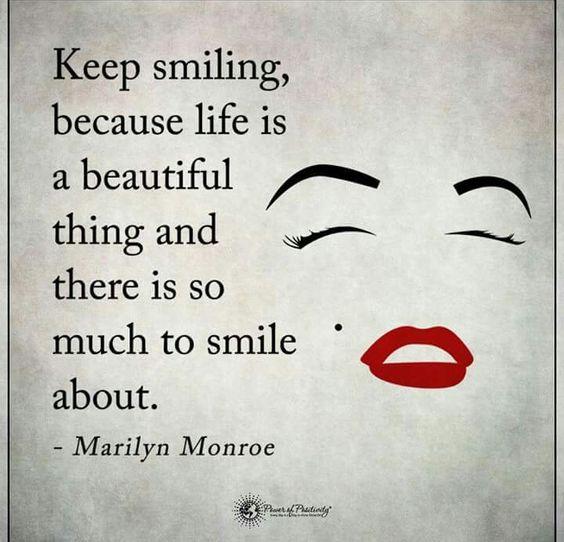 Marilyn Monroe elämänohje hyvä elämä etiikka