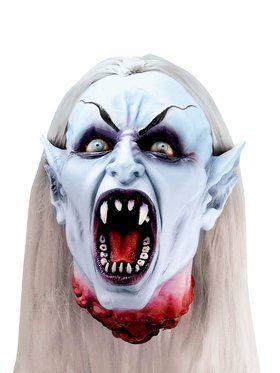 Gothic Vampire Head - #HalloweenAccessories #Halloween #Coupons #Offers