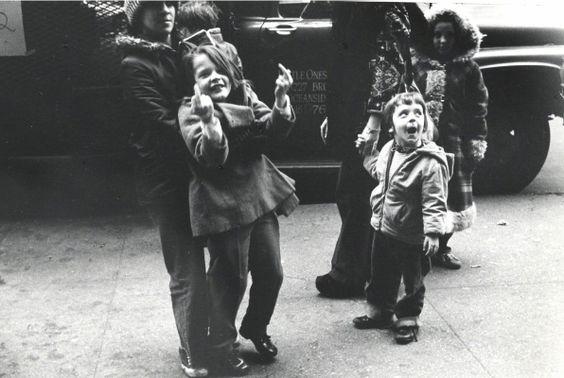 New York, 1975, byLouis Faurer