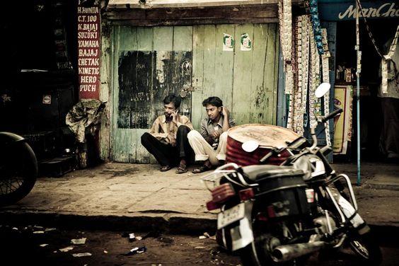 street photography india - edwin van laer