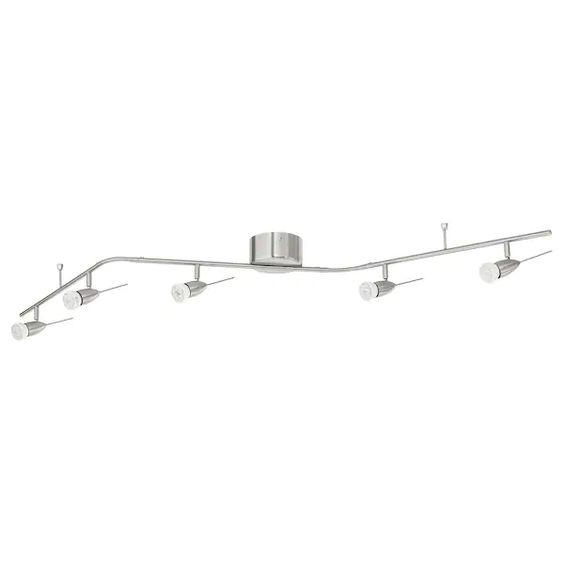 IKEAのシーリングスポットライトHUSINGEでおしゃれなLED間接照明