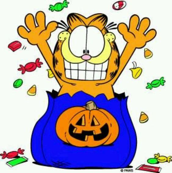 Garfield's Halloween adventures. Another old school one I watch ...