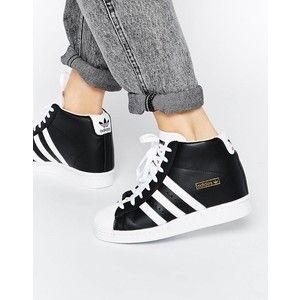 Adidas Superstar High Cut