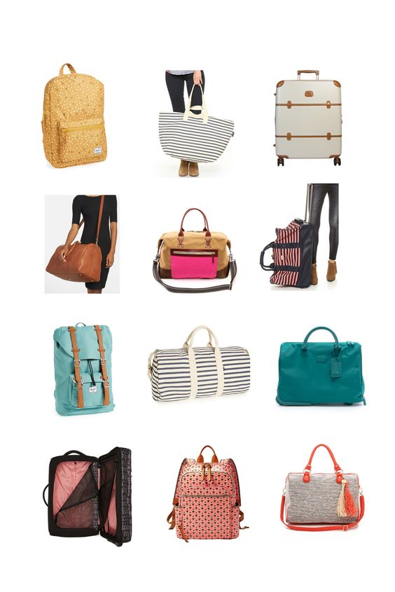 Travel bag recommendations and where to buy them | TRAVEL BAGS ...