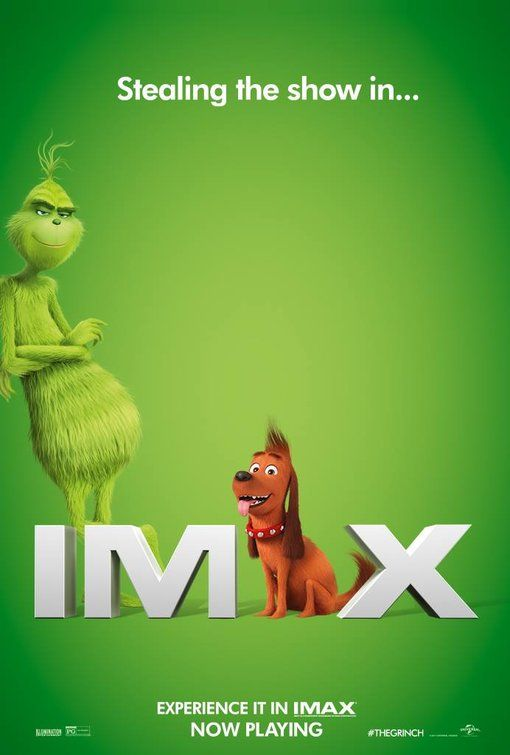 The Grinch Movie Poster Movie Posters The Grinch Cartoon The Grinch Movie