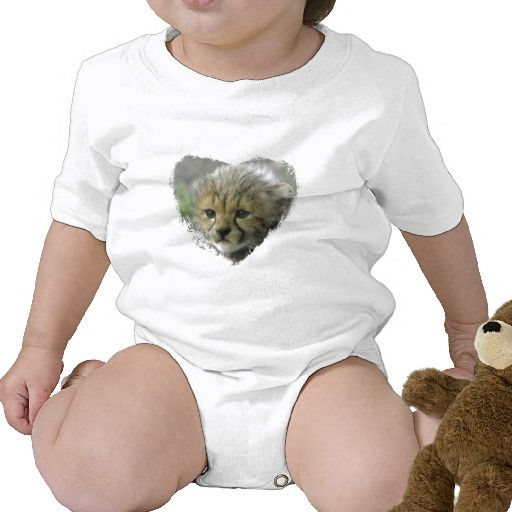 #Baby Body #Cheetah #JAMFotoBaby #Zazzle.com