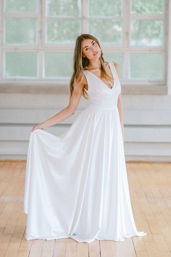 #Hochzeitskleid: Sina Fischer Kollektion 2016
