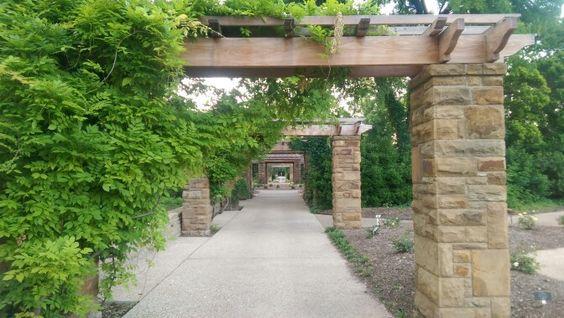 Fort Worth Botanic Garden, TX