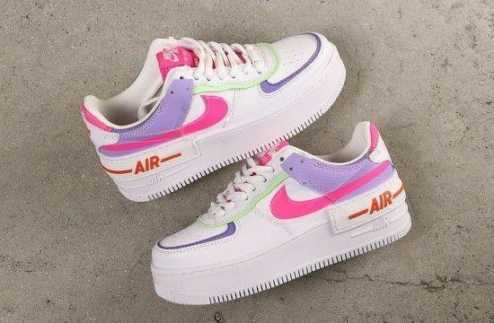 air force 1 donna particolari