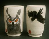 Nell Van Vorst Tile & Porcelain by NellVanVorst on Etsy