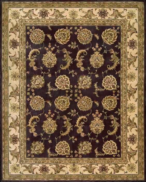 RugStudio presents Nourison 2000 2022 Lavender Hand-Tufted, Best Quality Area Rug