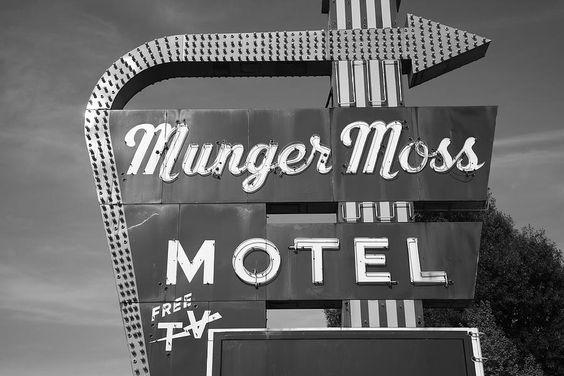 Munger Moss Motel, Lebanon, MO