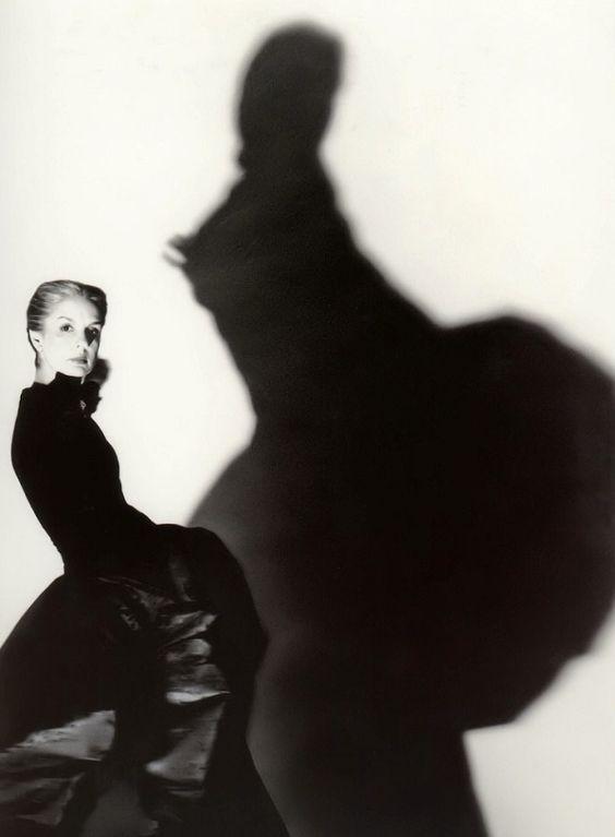 Carolina Herrera, en la lente de Co Rentmeester, 1984.