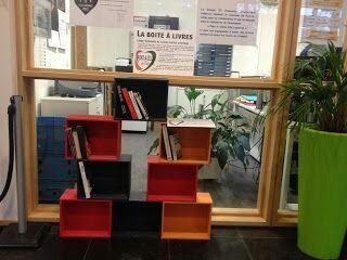Boite à livres Pont-à-Celles 4