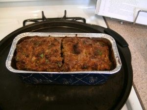 Egg Free, Dairy Free Meatloaf :) Also try with gluten free bread ...