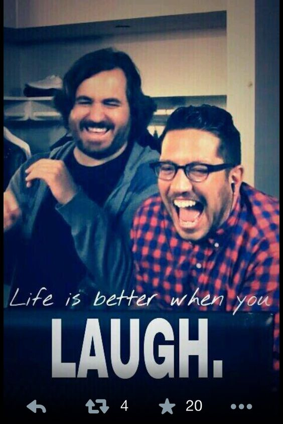 And Sal knows how to do it the one who falls to the ground laughing