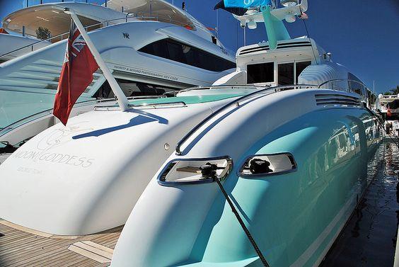 Luxury Yacht Moon Goddess