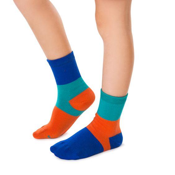 Crazy Lupo - 02641-001 - Os pés são diferentes para você combinar descombinando!