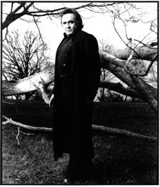 Johnny Cash interviews, articles and reviews from Rock's Backpages