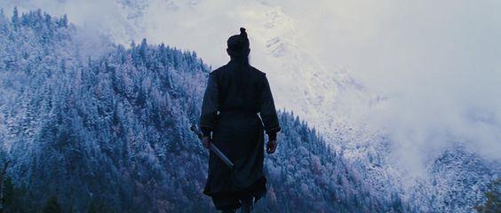 """13. Китайский фильм """"Герой"""" прекрасен с визуальной точки зрения. Ну и в исторической легенде я бы снялась)"""
