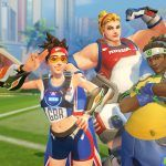 Overwatch : des tenues aux couleurs des J-O de Rio et même un jeu de foot !