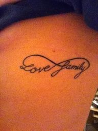 love infinity tattoo - Google Search |Pinned from PinTo for iPad|