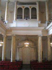 Eglise protestante de Bruxelles