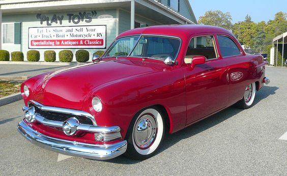 1951 ford custom 2 door alden 39 s 4th car wheels for 1951 ford 2 door sedan