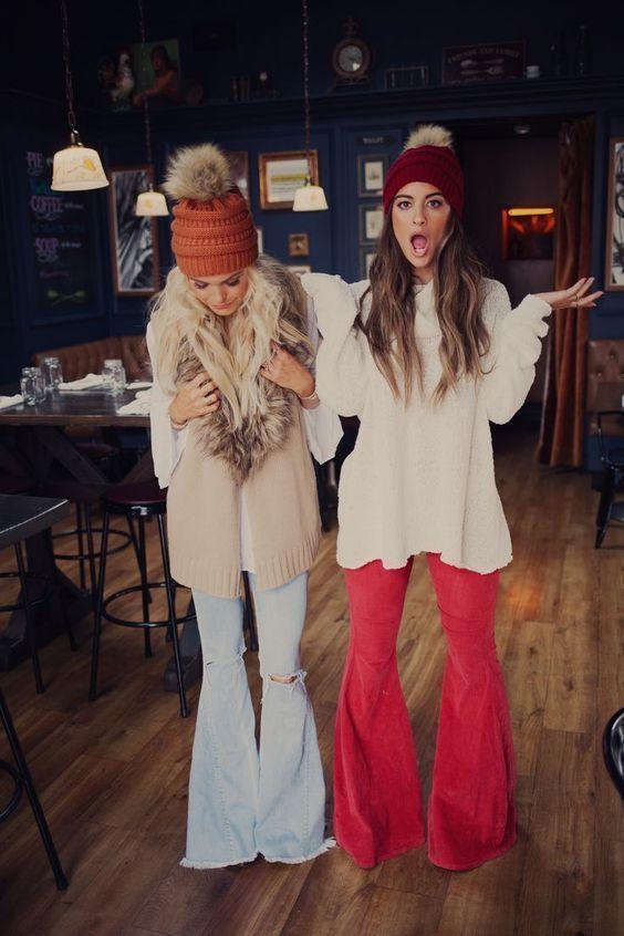 Winter 2019 trends: boho hippy revival