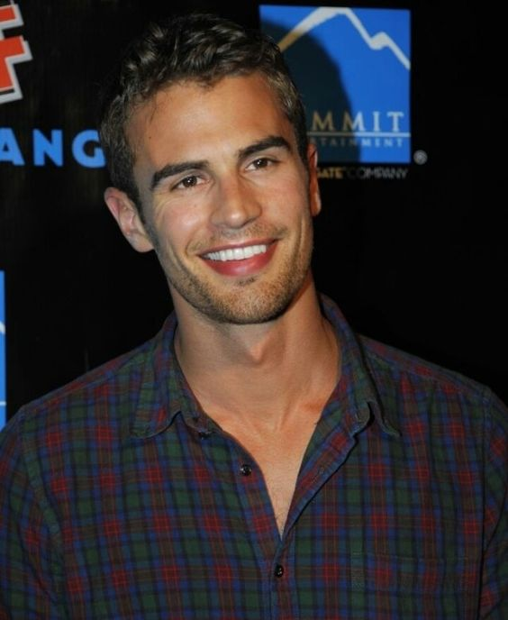 Lol, Tobias and Theo james on Pinterest