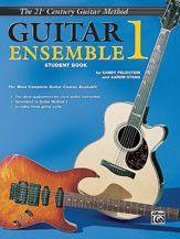 Belwin's 21st Century Guitar Ensemble 1 (Student Book) (Book)