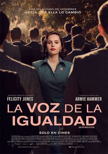 La Voz De La Igualdad Peliculas Completas Solo En Cines Peliculas