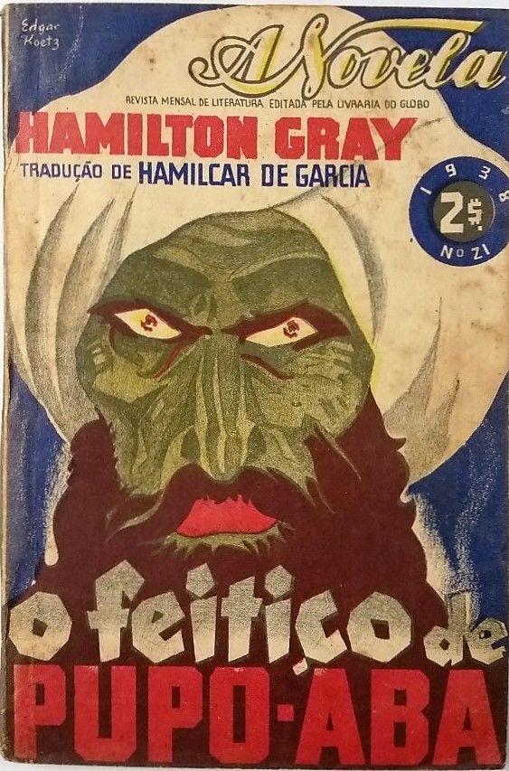 Revista A Novela número 21, 1938: