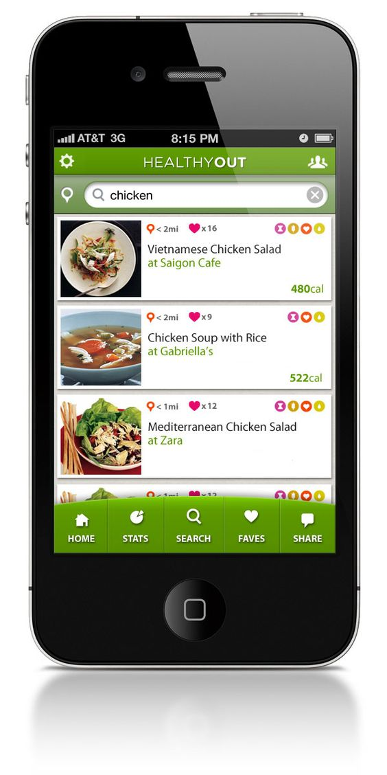 Image result for healthy out app