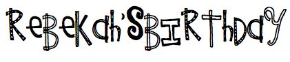 Letras chulas -:
