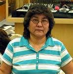 Navajo Basket Artist Peggy Black