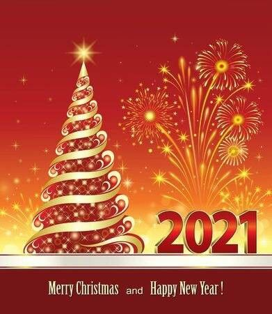 Merry Christmas And Happy New Year 2021 Wishes Images Hd Merry Christmas And Happy New Year Happy New Year Wishes Happy New Year Greetings